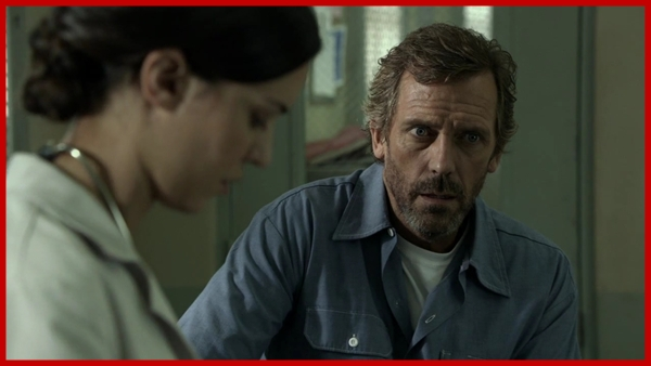 Gregory House in Prison