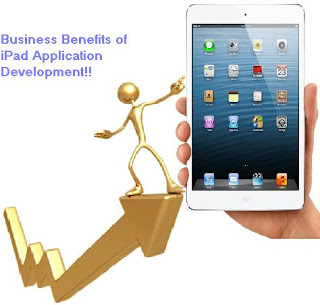 business benefits of ipad application development
