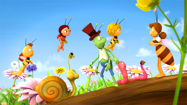 She S Fantastic The Ladies Of Maya The Bee