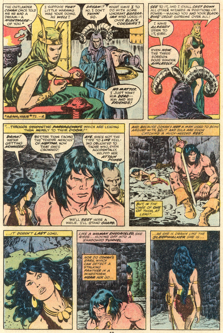 Conan the Barbarian (1970) Issue #89 #101 - English 8
