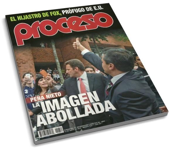 Proceso Mayo 2012 1854 13/mayo/2012 Pdf