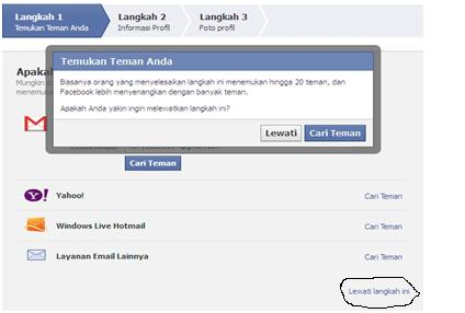 Cara Daftar Membuat Akun Facebook