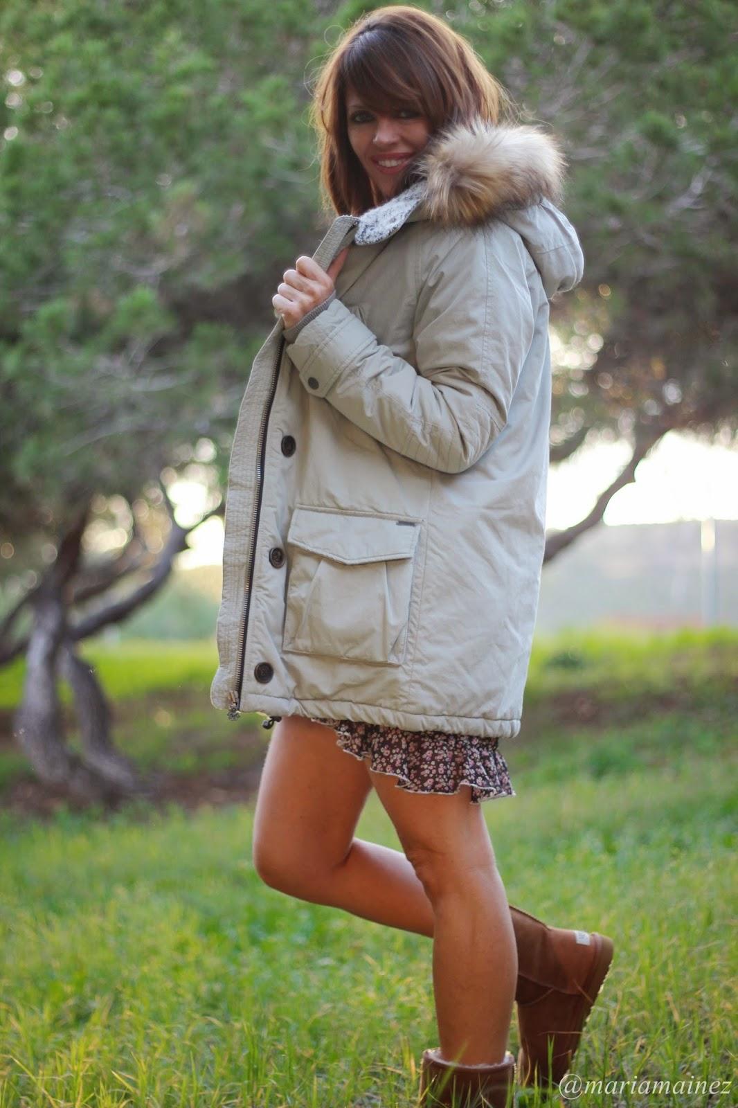 H.Preppy - Uggs - Scotch&Soda - Outfit invierno 2014 - Regalos Navidad