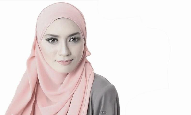 Tutorial Hijab Polos Menutupi Dada | Tutorial Hijab Terbaru