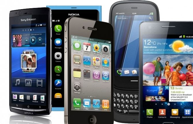 Nokia N9 vs iPhone 4S vs Galaxy S2: Specs and Features Comparison