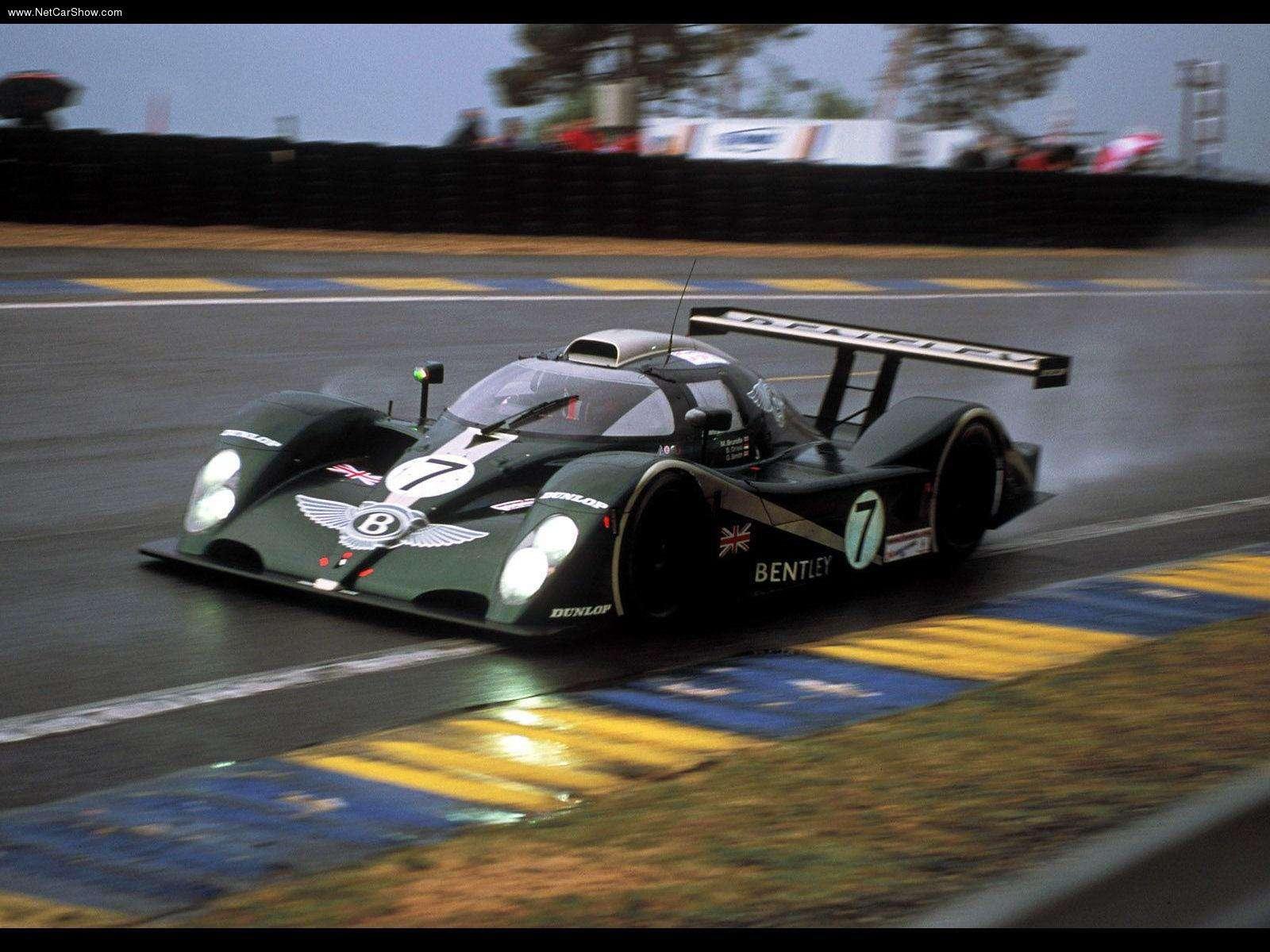 Hình ảnh xe ô tô Bentley EXP Speed 8 2002 & nội ngoại thất