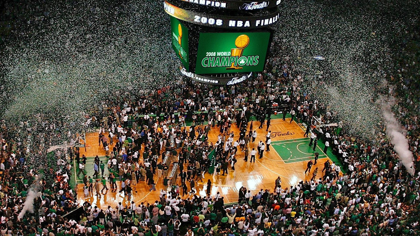 DAR Sports: 2008 NBA Finals- Lakers vs Celtics ...