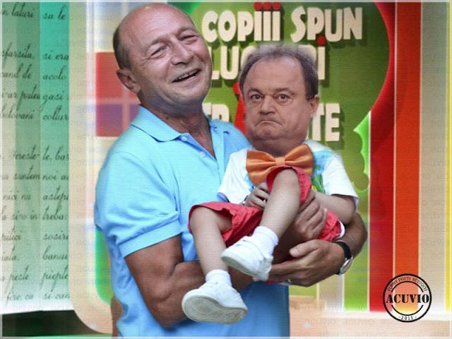 Vasile Blaga funny photo Copiii spun lucruri trasnite