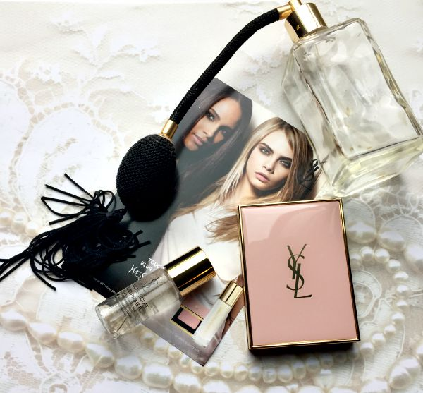 YSL Blur Perfector & Blur Primer Review