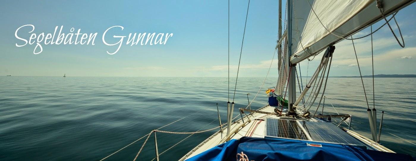 Segelbåten Gunnar