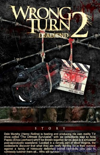 Ngã Rẽ Tử Thần 2 - Wrong Turn 2: Dead End