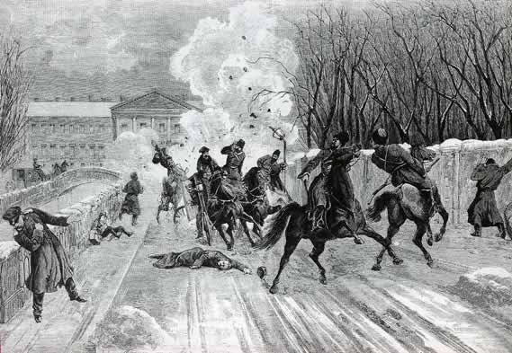 Confrontaciones populares durante el reinado de Alejandro II