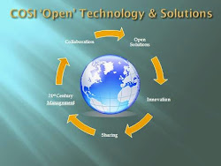 COSI 'Open' Technology & Solutions Web Site