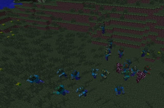 Ore Zombies Mod para Minecaft 1.7.10