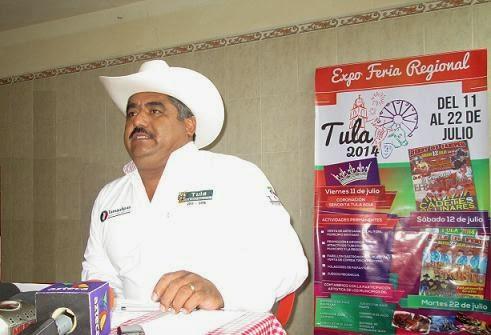 Feria de Tula 2014 Programa