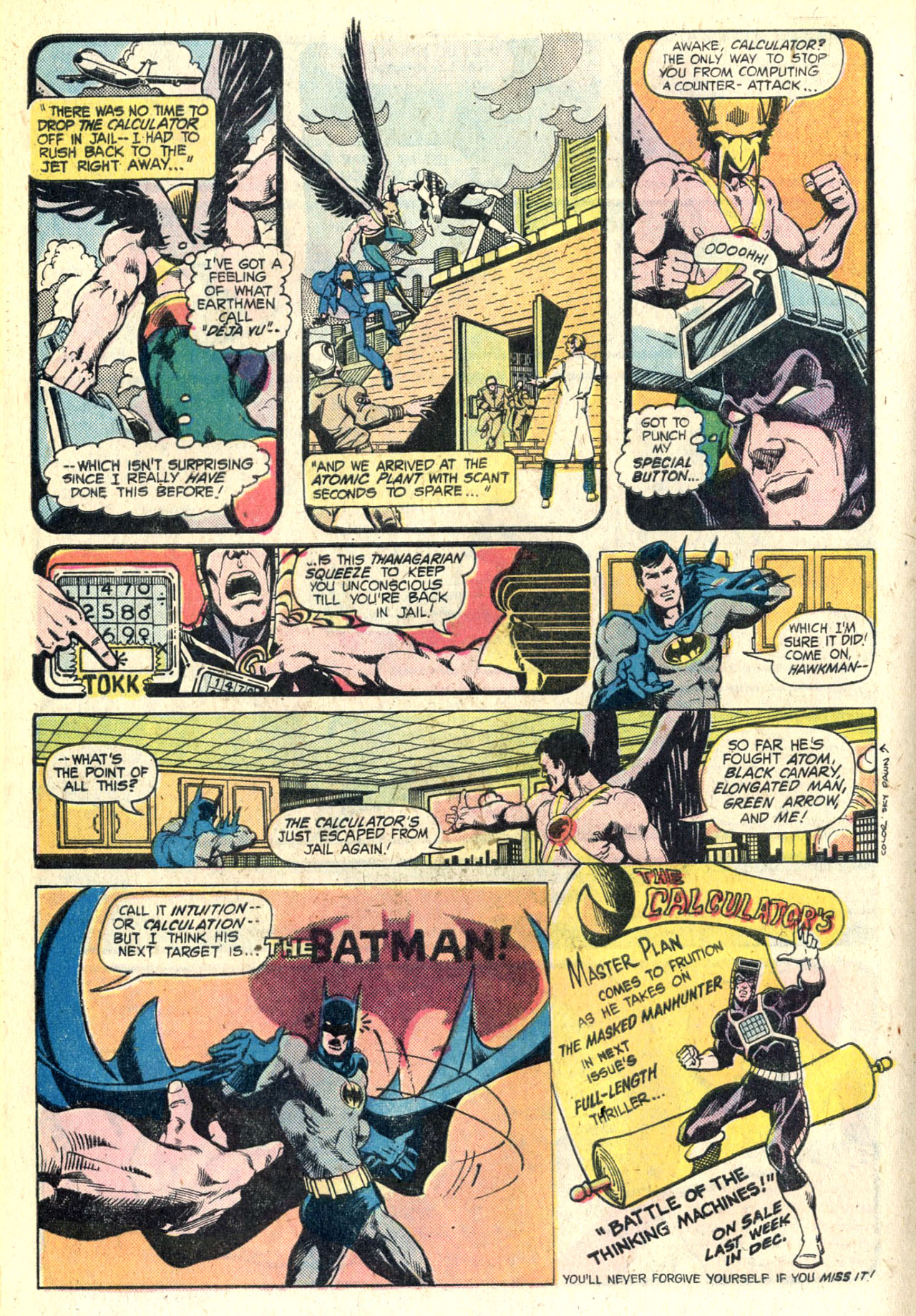 Detective Comics (1937) Issue #467 Page 33