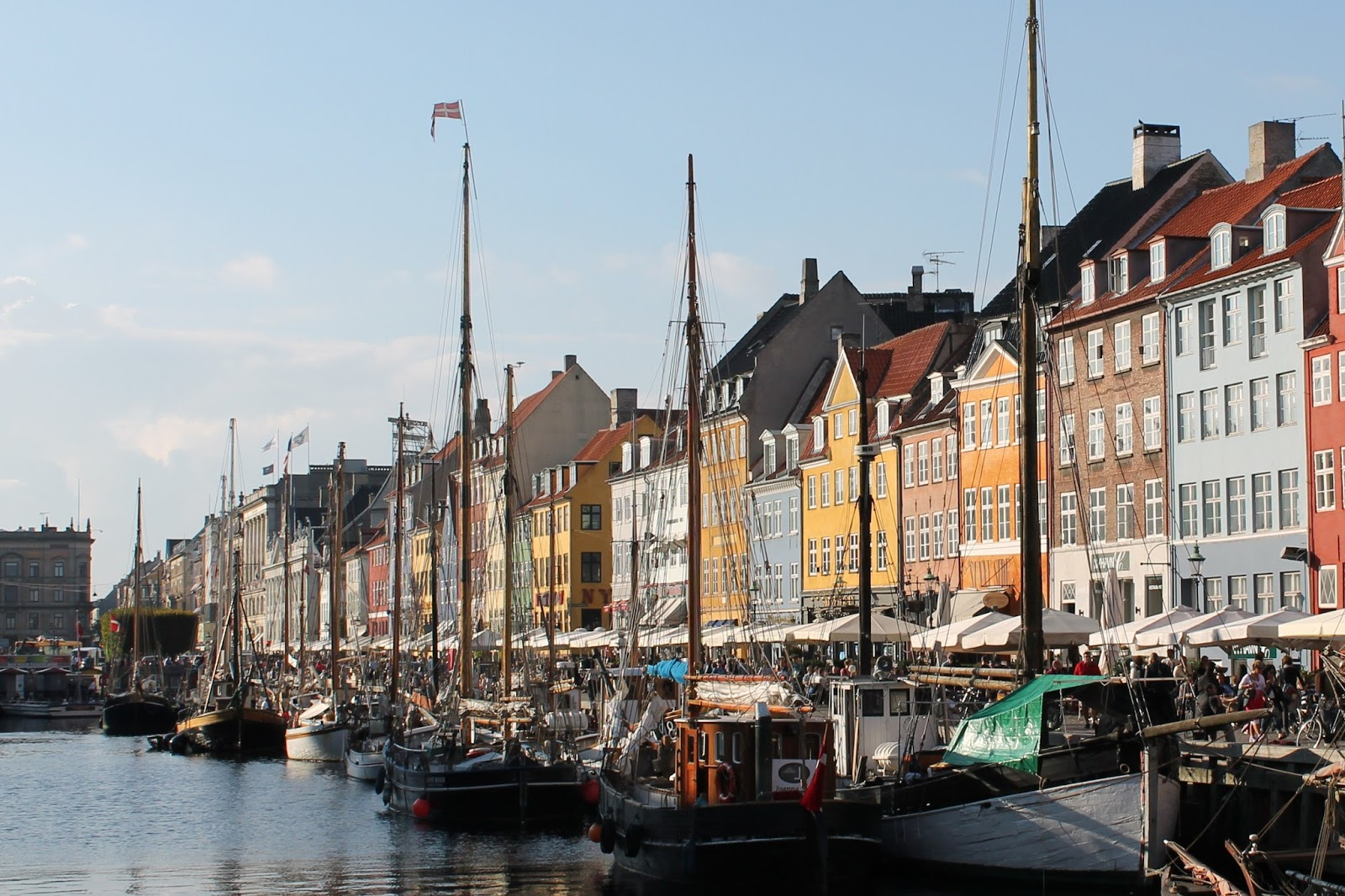Copenhagen Day One Post feat. the Nyhavn, MAD (Modern American Diner) and 7-Eleven - Tourist, Holiday, Denmark
