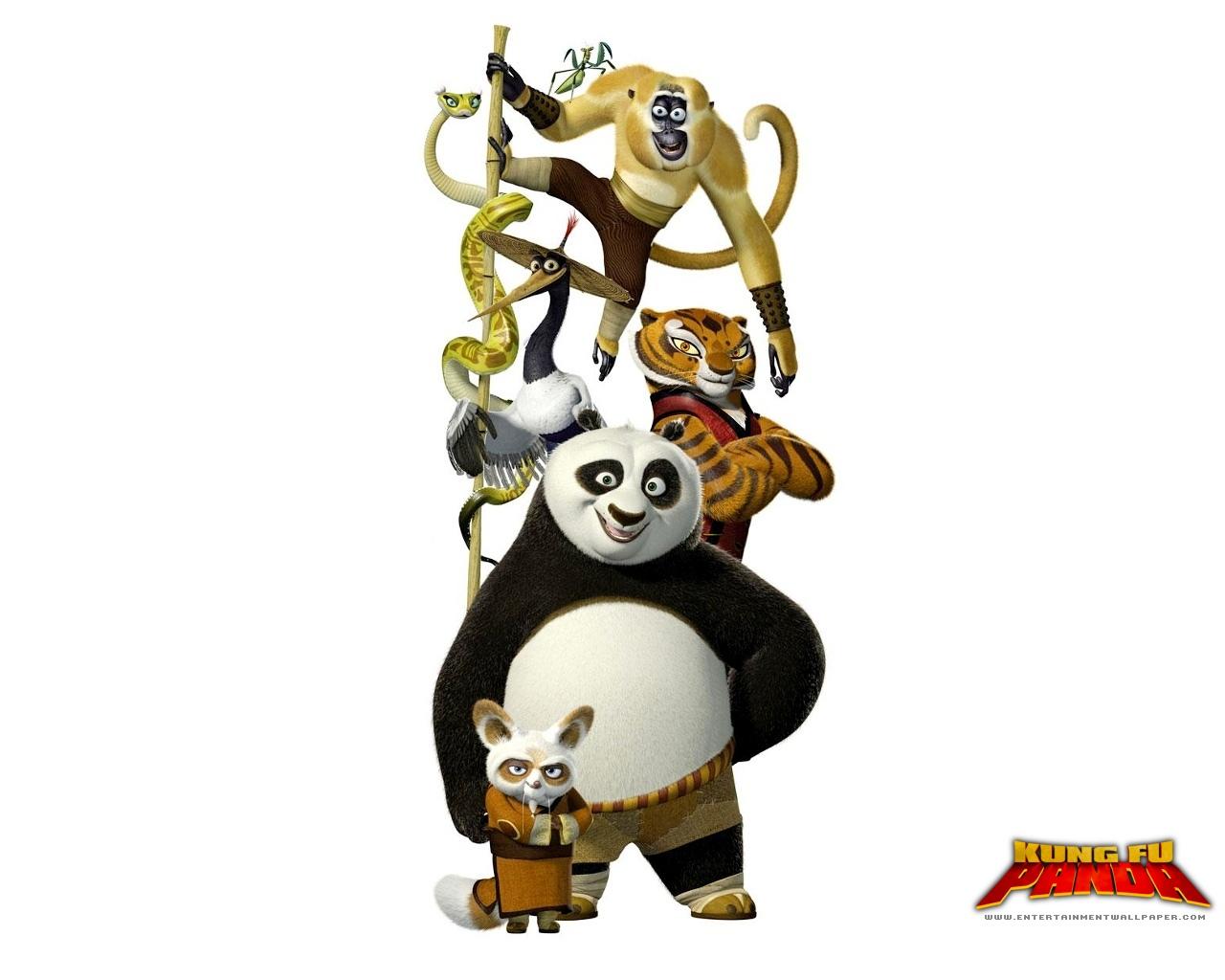 Kung Fu Panda Wallpape...