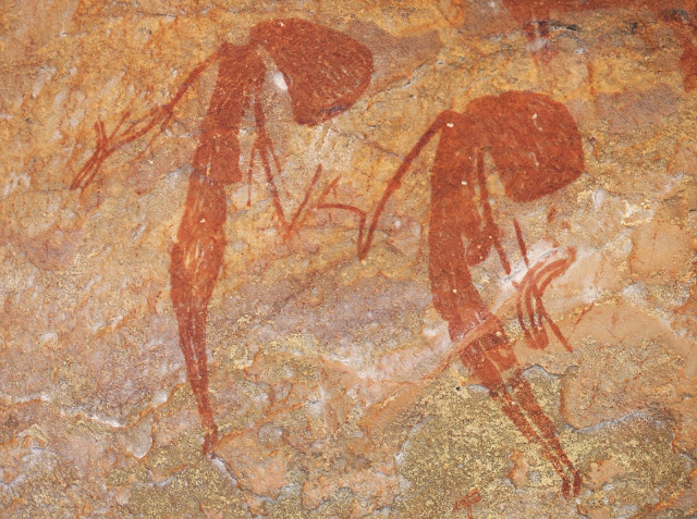 The Mysterious Aboriginal Rock Art of the Wandjinas – Extraterrestrial or Not