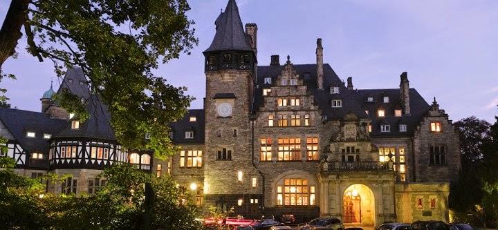 Schlosshotel Kronberg, Germany
