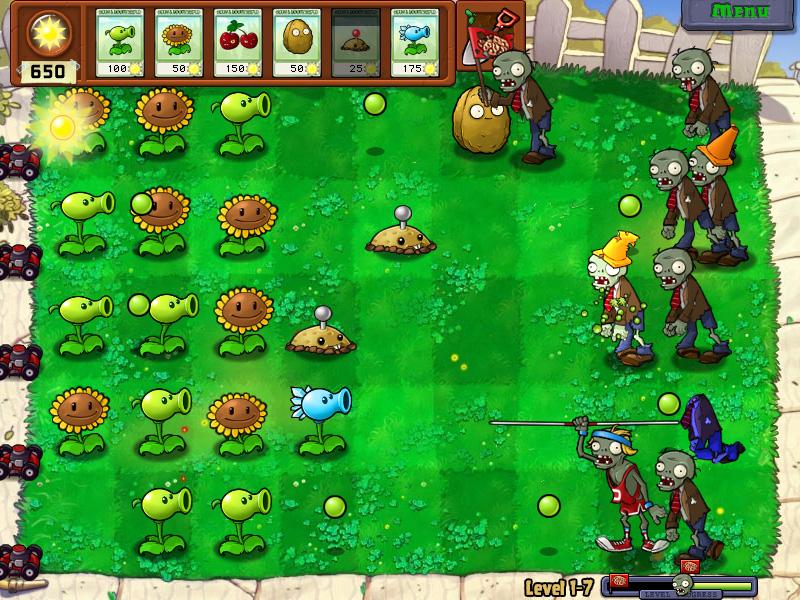 Plants vs zombies görseller