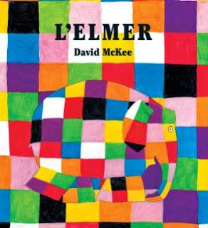 Llibre infantil imprescindible L'Elmer