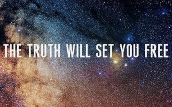 Όταν αφυπνιστείς θα δεις την αλήθεια, και η αλήθεια θα σε  ελευθερώσει απο τις γήινες φύλακες μυαλών!!