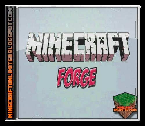 Forge API Minecraft