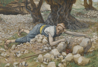 The Hidden Treasure by James Tissot