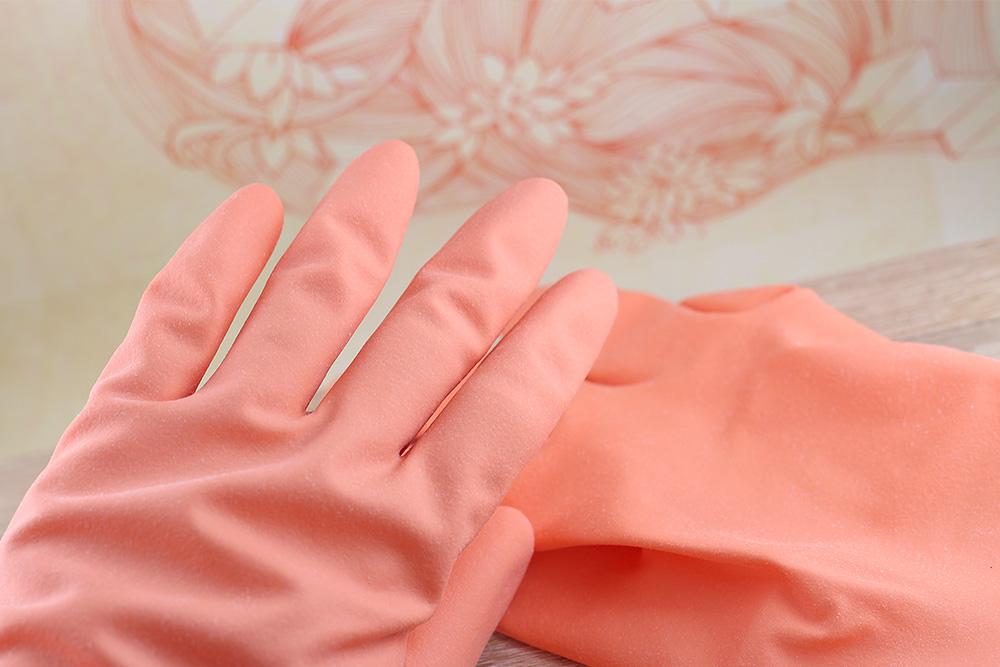 DM Haushaltsbox - Spontex Handschuhe