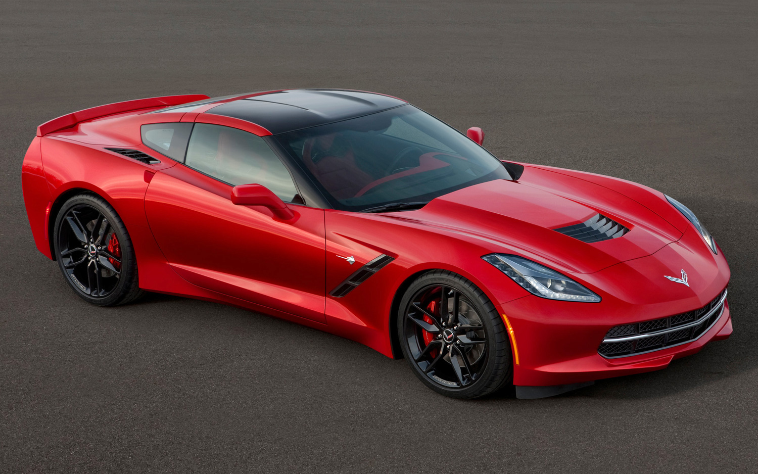 2014 Chevrolet Corvette Stingray All About Cars