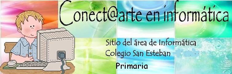 San Esteban Informática - Primaria -
