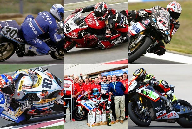 pilotos españoles en superbike