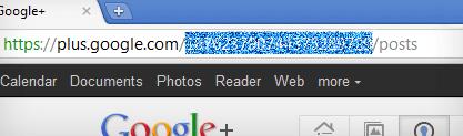 Cara menyingkat url Google+, menyingkat profil Google+