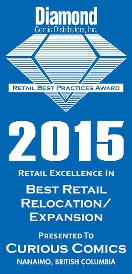 Diamond Comics Best Practices Award 2015 (Best Expansion)