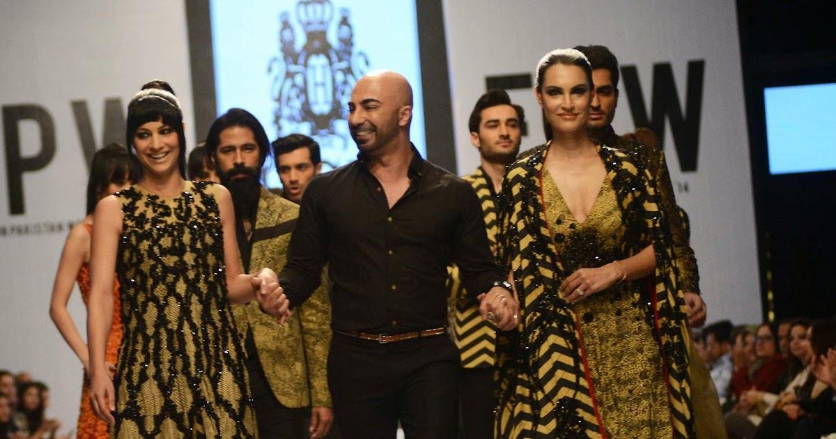 Fashion Pakistan Week 6 Hsy Hassan Sheheryar Yasin