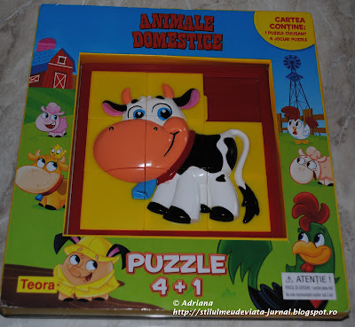 carti puzzle, editura Teora