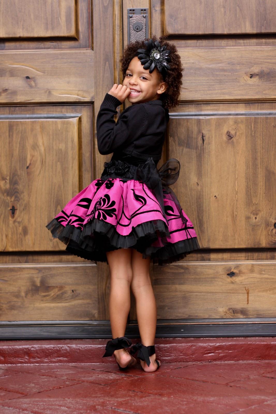 Awetya Images Girls Clothing Designer Dress For Little Girl