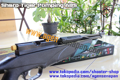 harga sharp tiger pomping