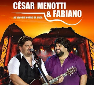 Baixar CD César Menotti e Fabiano – Ao Vivo No Morro Da Urca (2013) Download