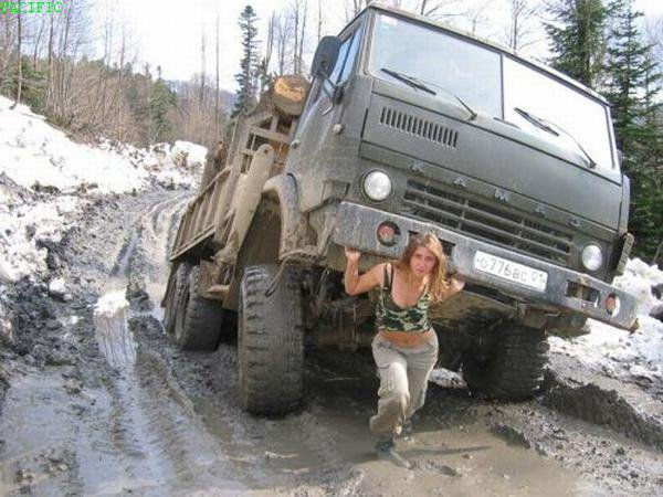 US ARMY VS RUSSIAN LADY 01