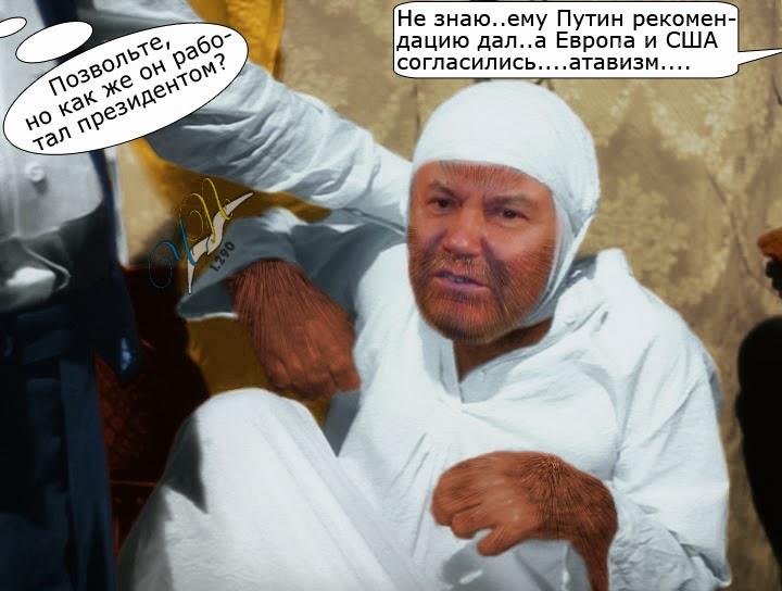 Янукович будет вынужден делиться властью, - политолог - Цензор.НЕТ 2242
