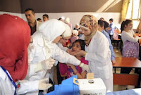 Syrian health workers