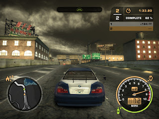 Driving nornal need for speed most wanted free download full version,