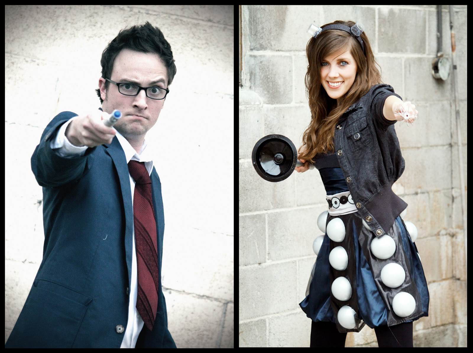 spooky pooky creations: the doctor and the dalek take on disney