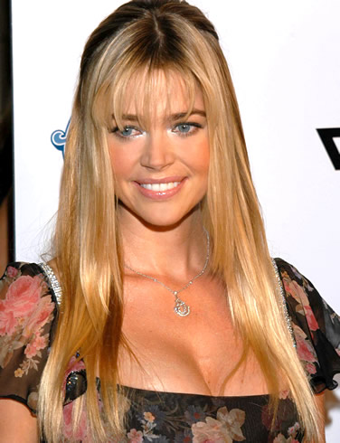 All Top Hollywood Celebrities Denise Richards Biography