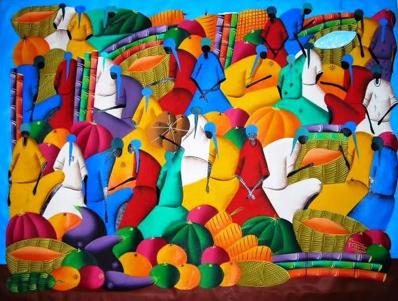 Cuadros Modernos Pinturas y Dibujos : Cuadros Étnicos Africanos ...