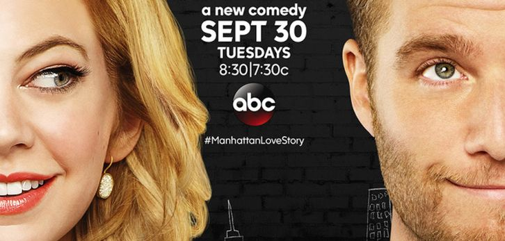 Manhattan Love Story - First Look Promotional Poster