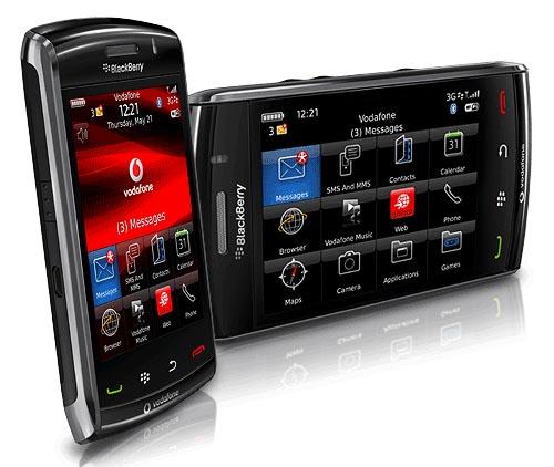 Harga BlackBerry Storm 2 9550 Odin - Spesifikasi BlackBerry Baru