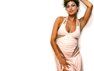Cute Model Eva Mendes Hot desktop HD wallpapers 2012